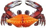 Beistle 55520 Tissue Crab, 11-Inch