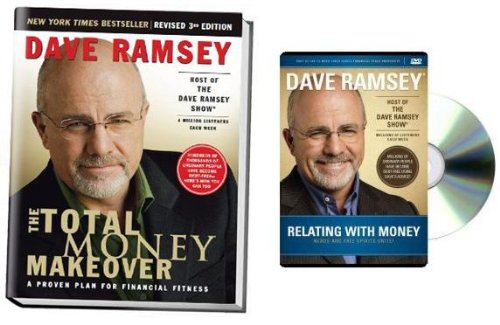 The Total Money Makeover Hardcover Book with Relating With Money DVD