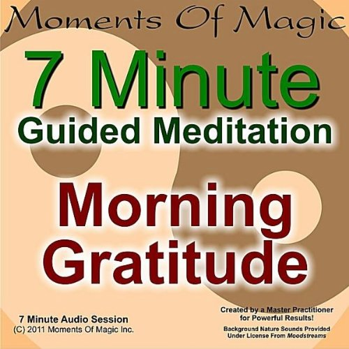 7 Minute Guided Meditation - Morning Gratitude