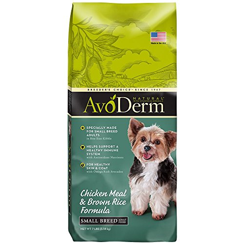 AvoDerm Natural Chicken Formula 7 Pound product image