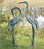 Plow & Hearth Garden Cranes, Set of 2 Review
