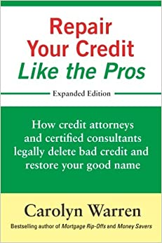 Repair Your Credit Like the Pros