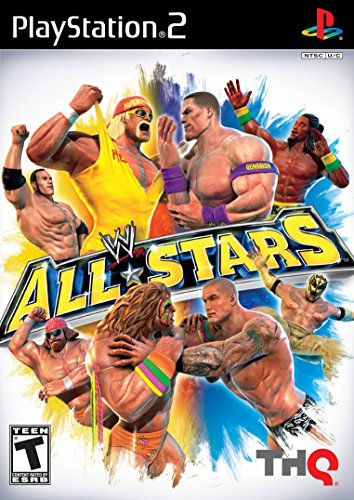 WWE All Stars - PlayStation 2 - Wwe Ps2