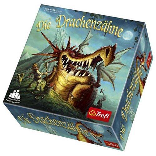 Brettspiel Die Drachenzähne - 01314 - Nifaera