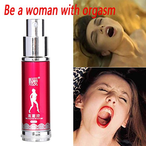 Elevin(TM) Stimulant Liquid Orgasm Sex Drops for Woman Sexual Pleasure Stimulant Spray