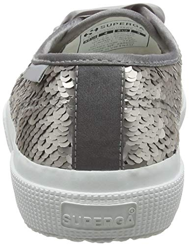 Femme Silver grey Superga 2750 Baskets Matt paireflexmattw 920 vqtPxzw