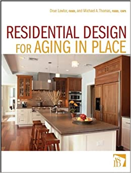 Book Residential Design for Aging in Place