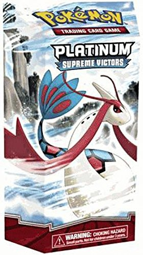 Pokemon PL Trading Card Game Supreme Victors Theme Deck Milotic