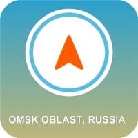 Omsk Oblast, Russia GPS