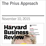 The Prius Approach | Nathan Furr,Daniel Snow