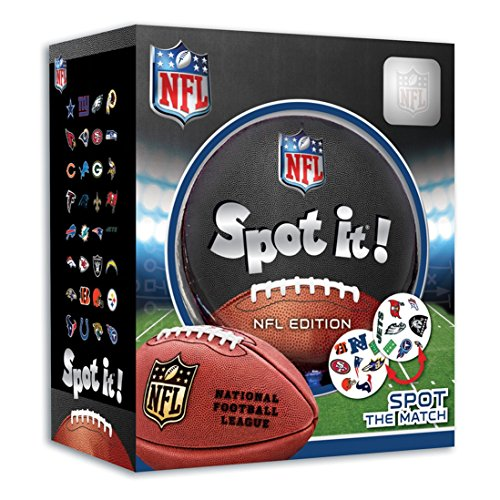 MasterPieces NFL League Version Spot It - Nhl Original 6 Monopoly