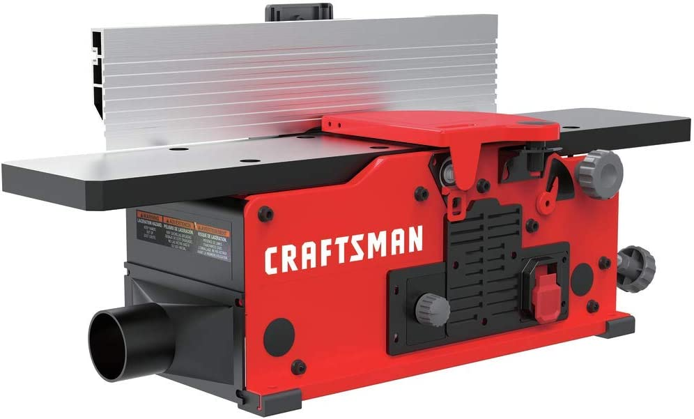 CRAFTSMAN CMEW020 10 Amp Benchtop Jointer