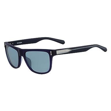 dfe9320bd9 Dragon Brake Sunglasses Matte Crystal Navy Blue