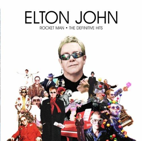 Resultado de imagen para elton john Rocket Man The Definitive Hits