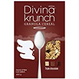 Divina Krunch Granola Triple Chocolate 400g