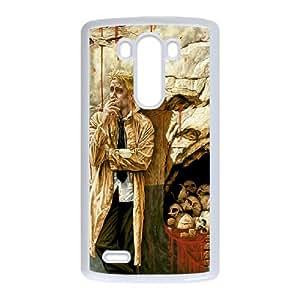 Constantine HILDA054319 Phone Back Case Customized Art Print Design Hard Shell Protection LG G3
