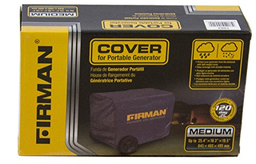 FIRMAN 1002 Generator Cover home Kitchen Features