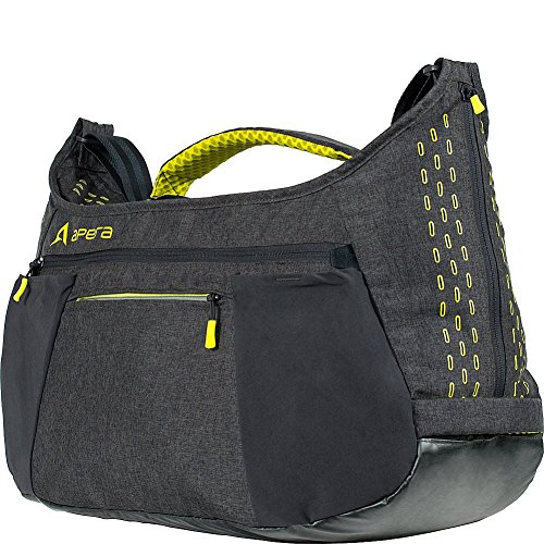 Apera Performance Duffel Bag, Graphite