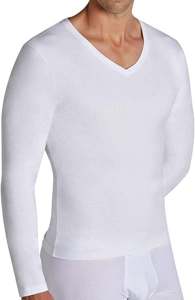 YSABEL MORA - Camiseta ALGODÓN Hombre Hombre Color: Blanco Talla ...