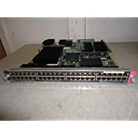 Cisco WS-X6748-GE-TX 48-Port 10/100/1000 Interface Module w/ WS-F6700-CFC