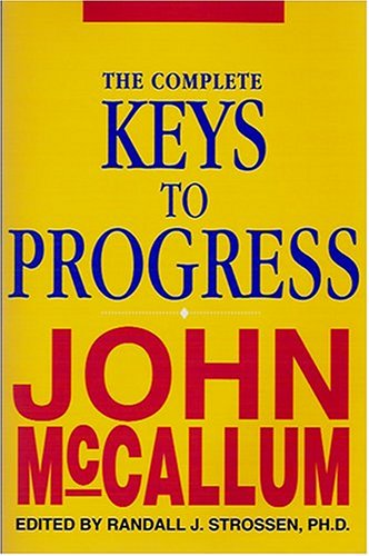 THE Complete Keys to Progress (Keys To Progress)