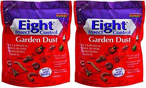 Bonide 786 Eight Insect Control Garden Dust Pest Control, 3-Pounds (2 ()