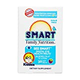 Cheap Smart Family Nutrition – See Smart Digital Eye Health, Supports Clear Vision and Eye Health with Bilberry Fruit and Lutein, Sugar Free, Gluten Free, Non-GMO, 2 Years and Older, 30 Soft Melts