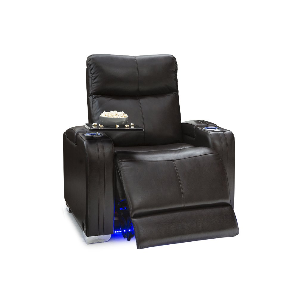 Seatcraft Solstice Power Leather Recliner
