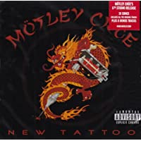 New Tattoo (+1 Live CD-EP)