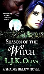 Season Of The Witch: A Shades Below Novel