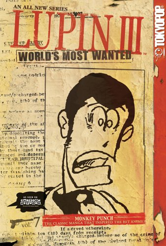 Lupin III - World's Most Wanted Volume 7 (Lupin III (Graphic Novels))