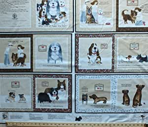"""35.5"""" X 44"""" Panel Aspen's Line What Kind of Puppy Are You? 10"""" Square Book Co..."""