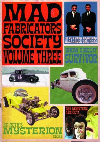 Mad Fabricators Society, Vol. 3 - Mad Fabricators Society
