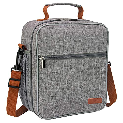 buways Lunch Box, Insulated Lunch Bag for Men, Adults, Women, Durable & Spacious...