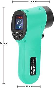 YONGRU Thermomètre Infrarouge Thermomètre Digital