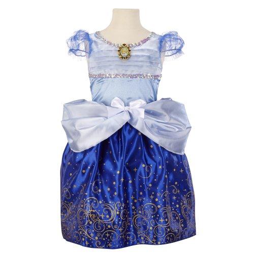 [Disney Princess Enchanted Evening Dress: Cinderella] (Cinderella Dress Up)