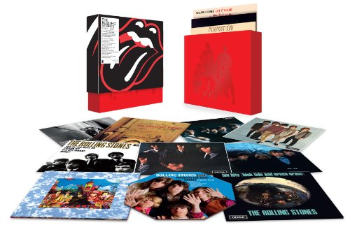 Mono Box Set (The Rolling Stones 1964-1969 - Limited Edition Remastered Vinyl Box Set)