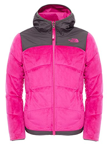 The North Face GIRLS' REVERSIBLE PERSEUS JACKET (Reversible Kids Nylon Jacket)