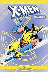 X-Men - Intégrale, tome 2 : 1977-1978 par Chris Claremont