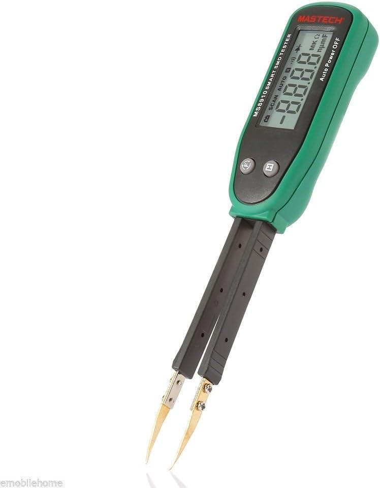 Ms8910 Digital Smd Messgerät Anzeige 2 Pin Mit Diodenprüfung Baumarkt