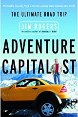 Adventure Capitalist: The Ultimate Road Trip Hardcover