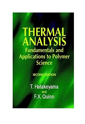 thermal analysis of polymers - 2
