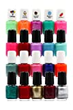 Mini Nail Polish 20-Piece Collection Set #1