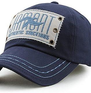 ZYT Unisex Estate Per tutte le stagioni Cotone Vintage Casual Berretto con visiera Cappello da sole,Solidi , beige , one-size