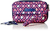 quilted diamond iphone case - Vera Bradley All in One Crossbody and Wristlet in Katalina Pink Diamonds