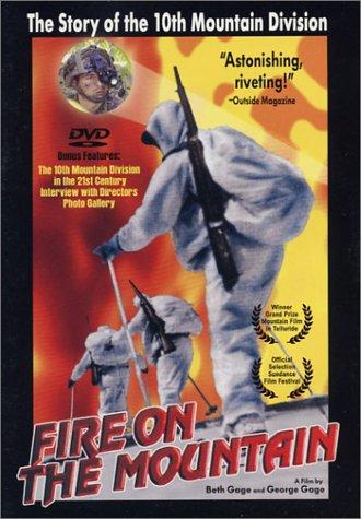 DVD : Steve Kanaly - Fire On Mountain (DVD)