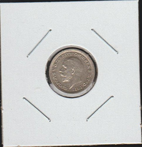 1936 UK Classic Head Left Threepence Choice About Uncirculated Details