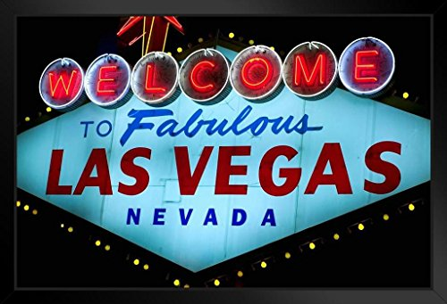 Welcome to Fabulous Las Vegas Iconic Sign