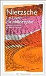 Le livre du philosophe par Nietzsche