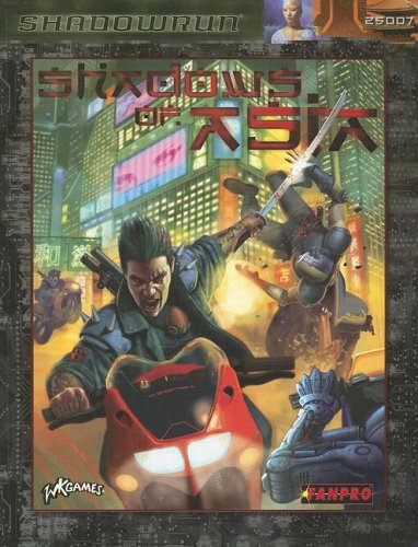 Shadowrun: Shadows of Asia (FPR25007) (Shadowrun (Fanpro))